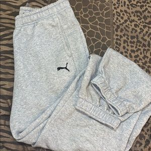 Men's Puma Sweats
